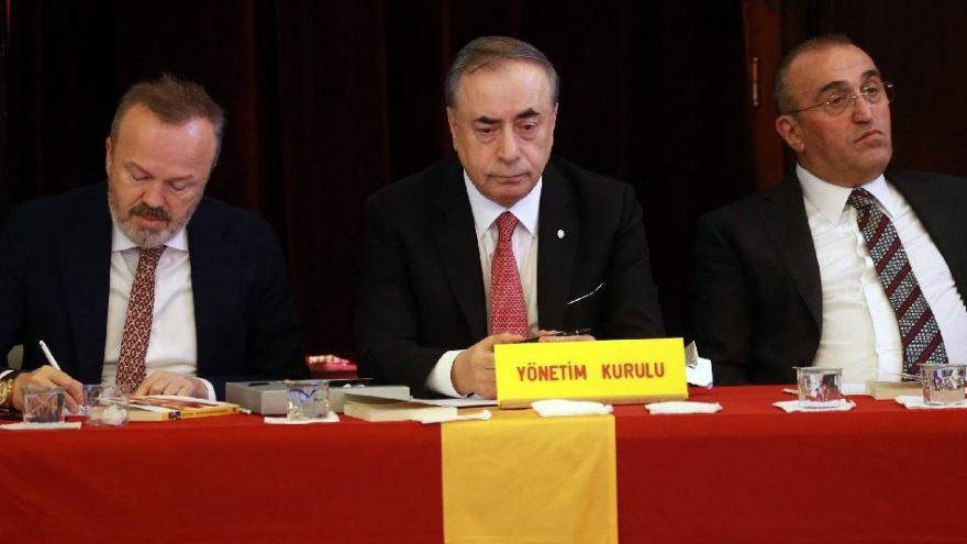 Galatasaray Başkanı Mustafa Cengiz'den 'seçim' çağrısına yanıt: 'Çok hadsiz, orantısız'