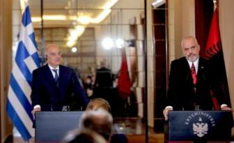 Arnavutluk ile Yunanistan deniz alanlarının sınırlandırılması sorununu Lahey'e taşıyacak