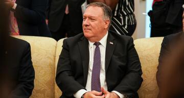 ABD Dışişleri Bakanı Pompeo, Gürcistan'da temaslarına başladı