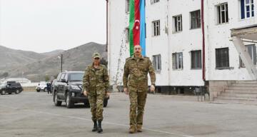 Azerbaycan Cumhurbaşkanı Aliyev: 'Ermenistan ordusundan firar eden asker sayısı 10 bini geçti'