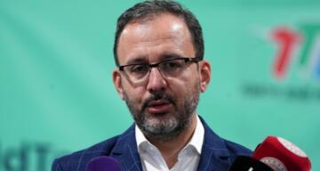 """Bakan Kasapoğlu: """"Cemil hocanın hatırasının yaşatılması adına çalışmalarımız olacak"""""""