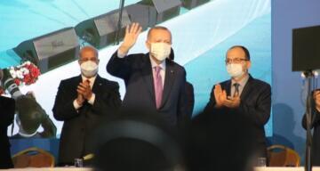 Cumhurbaşkanı Erdoğan, Azerbaycan'ın Şuşa zaferini tebrik etti