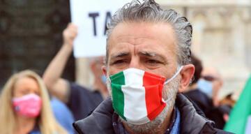 İtalya'da Bölgesel karantina uygulanacak