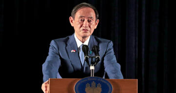 Japonya Başbakanı Suga'dan Biden açıklaması