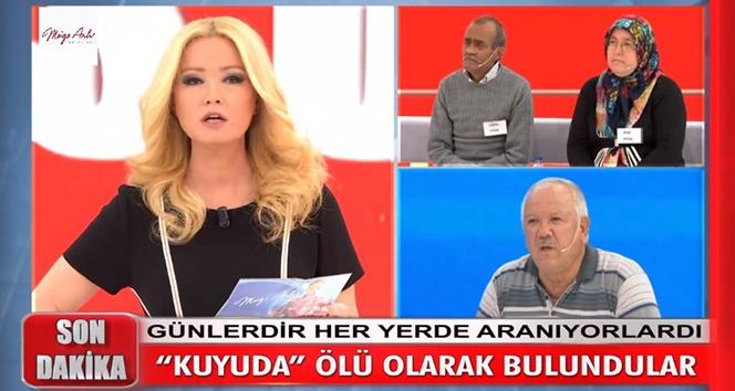 Müge Anlı, cinayet itirafını canlı yayında açıkladı