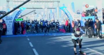 N Kolay 42. İstanbul Maratonu başladı